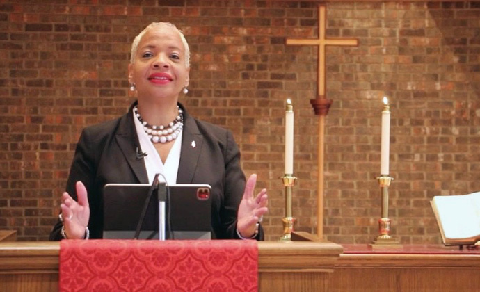 Bishop Tracy S. Malone is the Resident Bishop of the Ohio East Area, which includes the East Ohio Conference in the North Central Jurisdiction of The United Methodist.